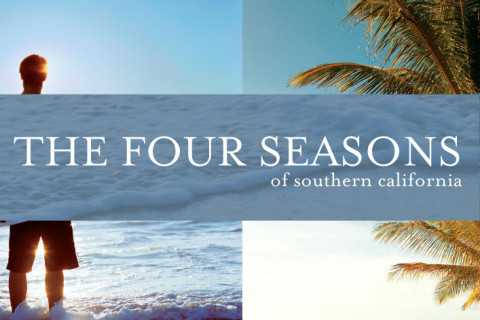 The Four Seasons of California Campaign